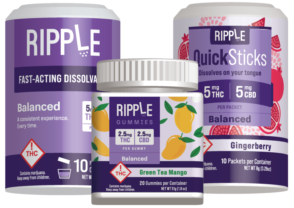 Ripple Product range