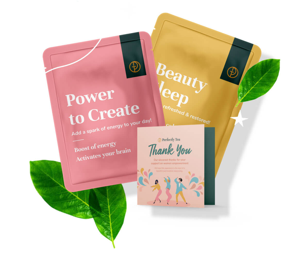 Perfectly Tea Sample pack